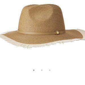 BCBGMaxazria Frayed Panorama Hat